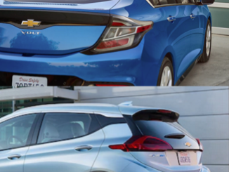 Chevrolet Volt and Bolt