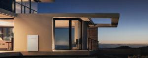 Tesla Powerwall home
