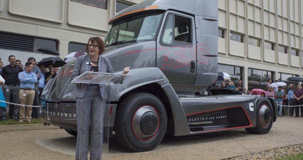 Cummins-Electric-Truck