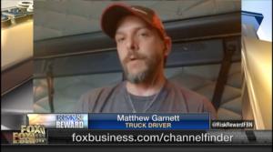 Mathew Garnett Fox Business News - Government regulation
