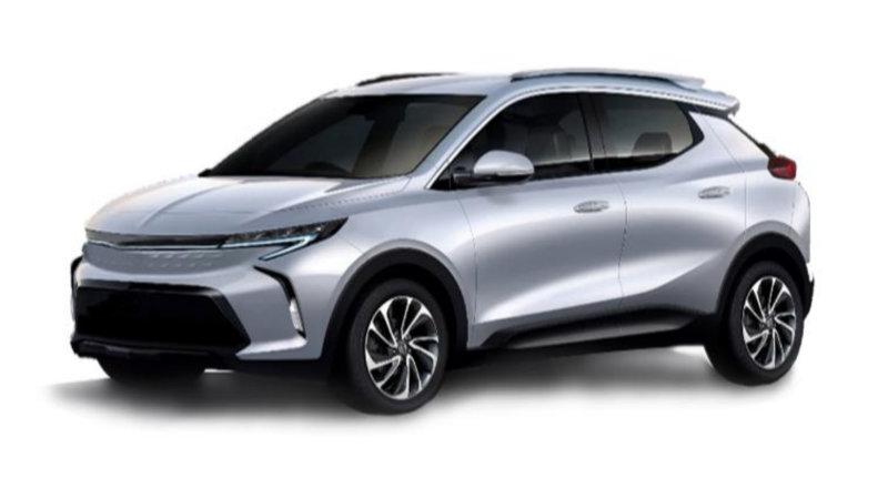 Future GM Electric Crossover