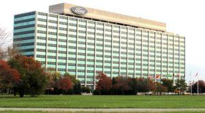 Ford_World_Headquarters,_1_American_Road,_Dearborn,_Michigan