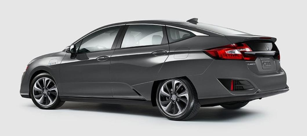 Honda Clarity PHEV - 2018