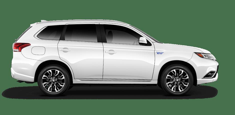 Mitsubishi Outlander PHEV-2018