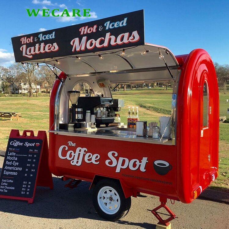Alibaba-coffee-car