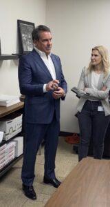 Mark Reuss GM President